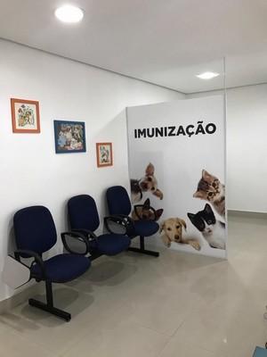 Vacina Hospital Veterinário Ribeirão Pires - Vacinar Animais contra Raiva